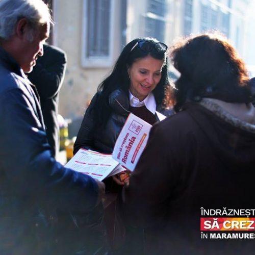 """Sorina Pintea (PSD): """"Cred într-un sistem de sănătate de top, cu medici bine pregătiți și spitale dotate cu aparatură performantă"""""""