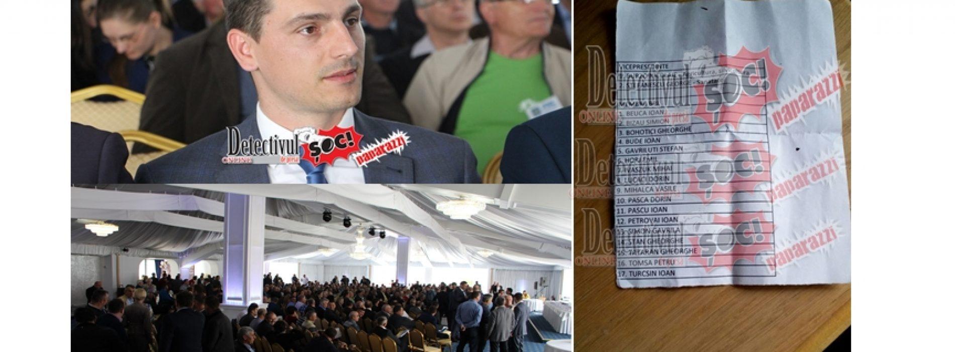 Document în PREMIERĂ. ROBOȚEII PNL. Votul BPJ Maramureș, un VIOL politic