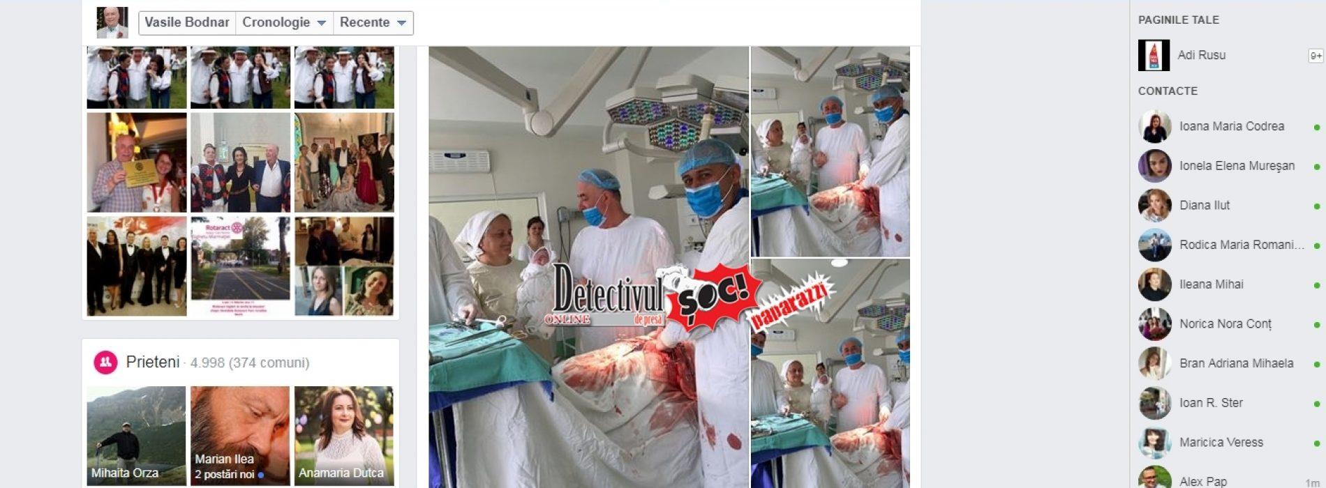 """SELFIE cu pacienta """"deschisă"""" pe MASA DE OPERAȚII!  DOCTORII-MĂSCĂRICI"""