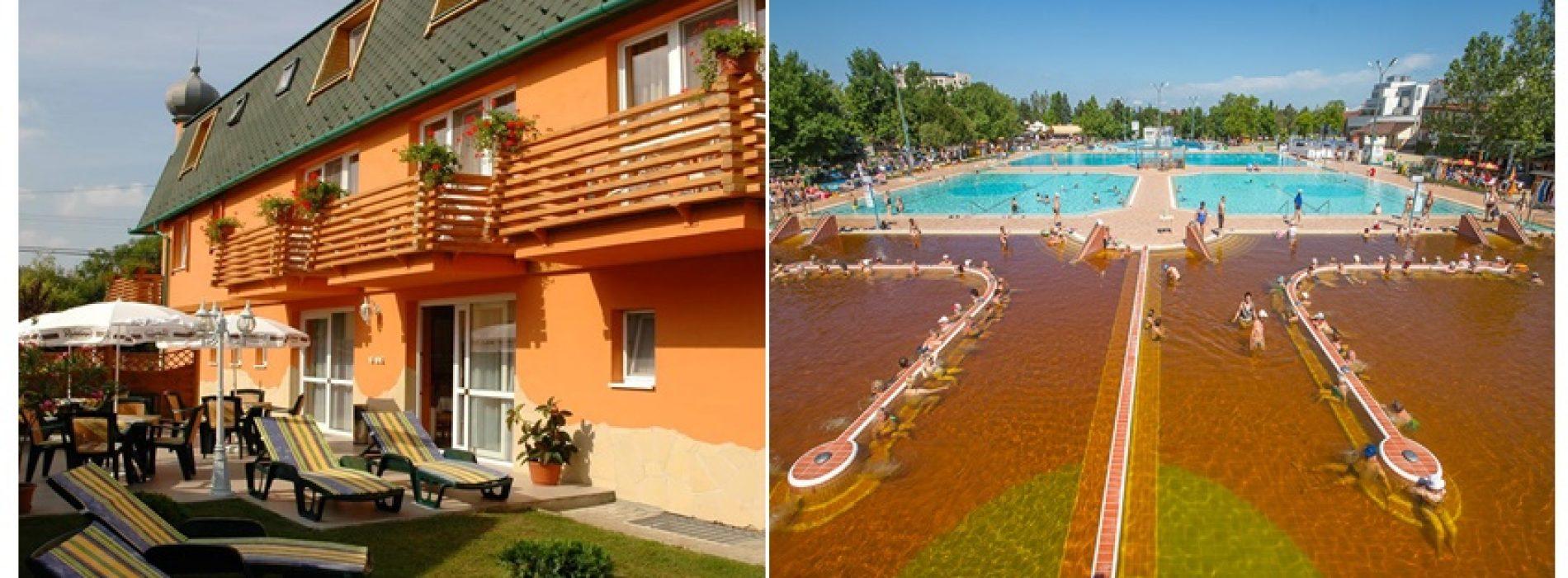 OFERTĂ pentru SENIORI la Hajduszoboszló. Karadi Boutique Hotel vă așteaptă cu drag!