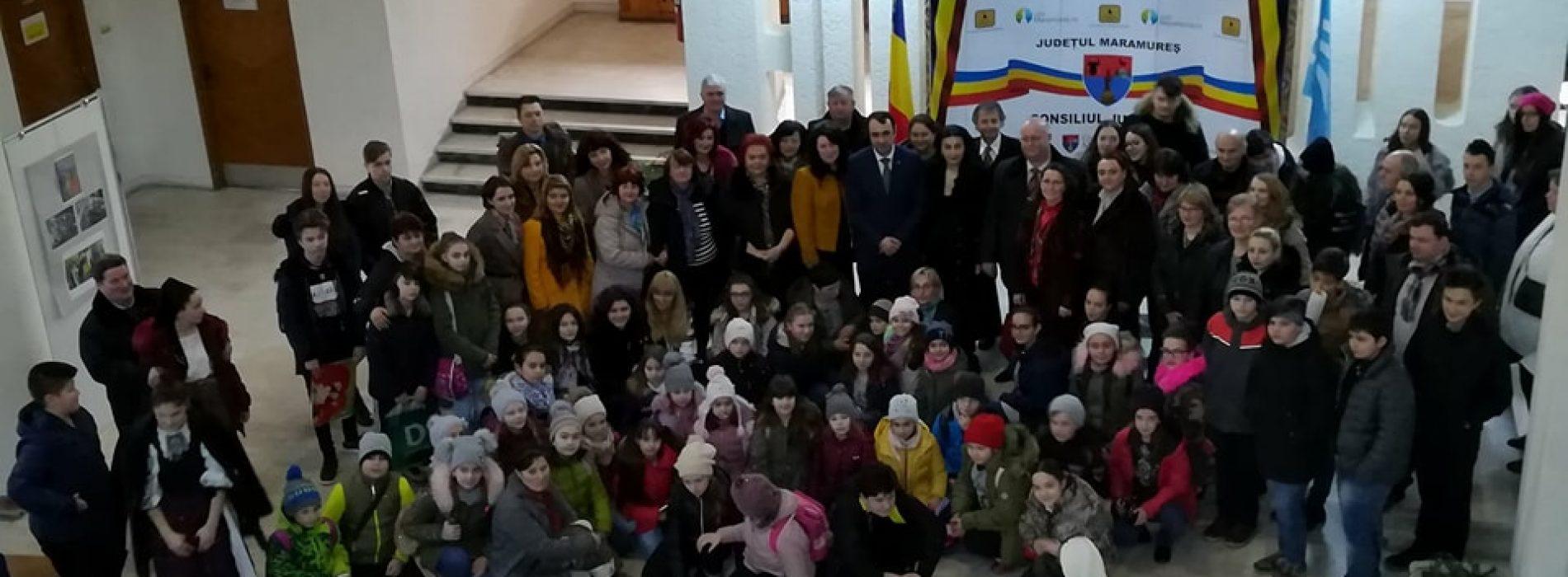 VIS DE IARNĂ în Maramureș pentru copii și tineri din 25 de județe