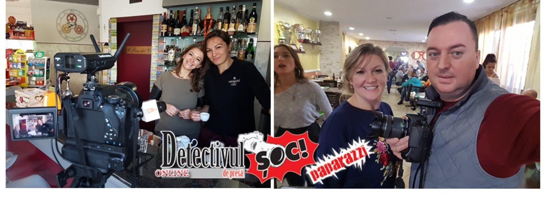 MARAMUREȘENI, patroni de baruri și restaurante în ITALIA. ROMÂNIA din afara României (IV)