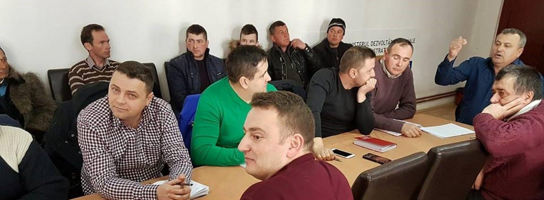 VIDEO. VICTORIE împotriva MAFIEI primarului Liviu Tămaș la Budești, a consilierilor PNL și PMP