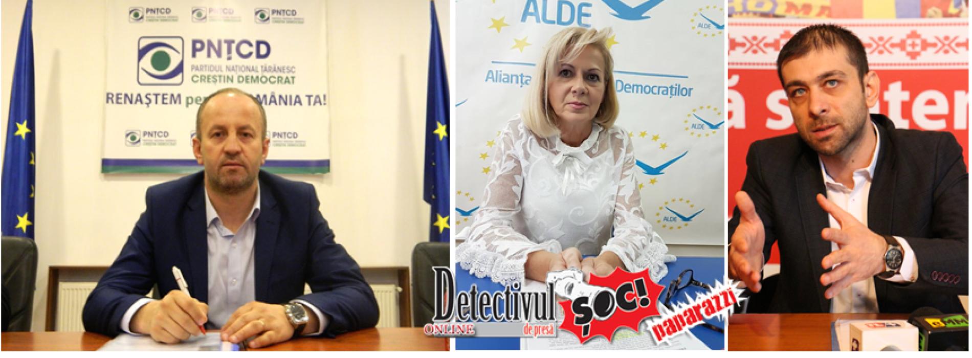 VIDEO. Doru Dăncuș vrea LOCUL Corneliei Negruț în partid și loc la DEPUTĂȚIE pe viitor, cu AJUTORUL lui Gabriel Zetea