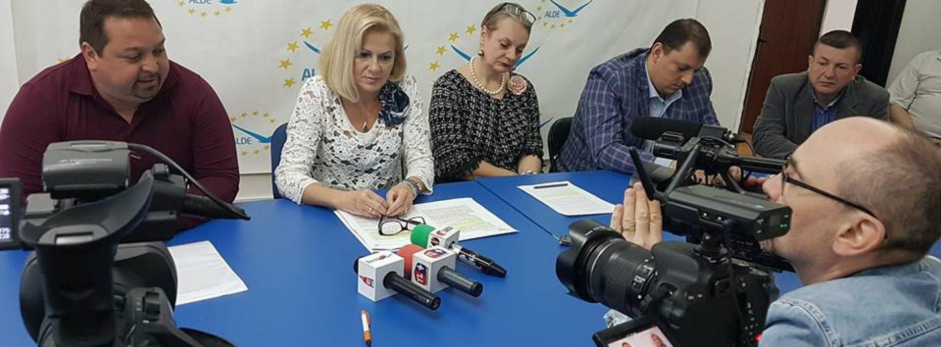 """Video. ALDE , tot fără SEDIU. Raportul GRECO, gravă atingere SUVERANITĂȚII  României. Noile """"ACHIZIȚII"""" ALDE Maramureș"""