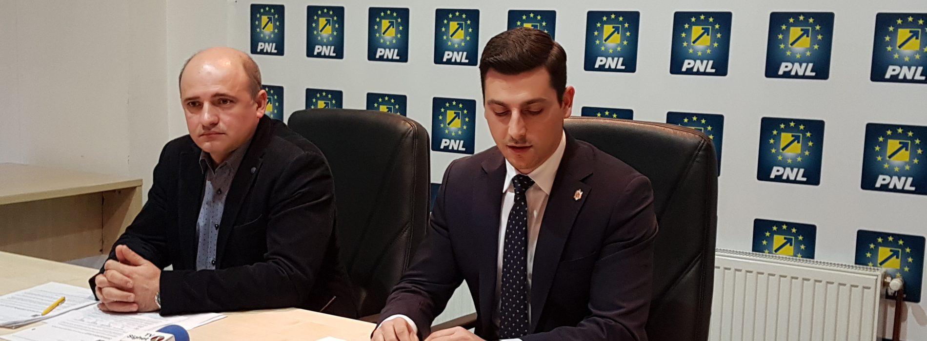 """Ionel Ovidiu Bogdan: ,,PNL susține demisia guvernului Dăncilă!"""""""