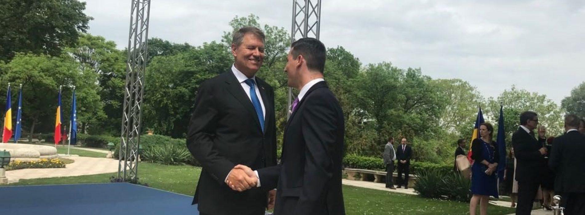 Klaus Iohannis, SUSȚINUT de PNL, are toate șansele pentru a obține un NOU MANDAT de PREȘEDINTE