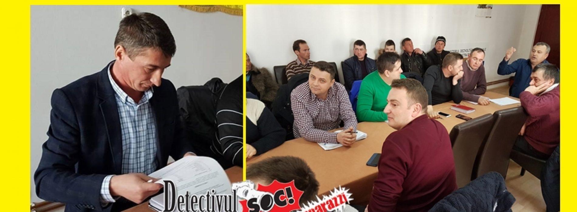 ÎNVINS în instanță. Consilierii PNL și PMP au CÂȘTIGAT PROCESUL cu primarul Liviu Tămaș din Budești