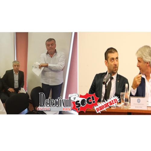 VIDEO. Simion Bizău în LUPTĂ DREAPTĂ cu ministrul Eugen Teodorovici