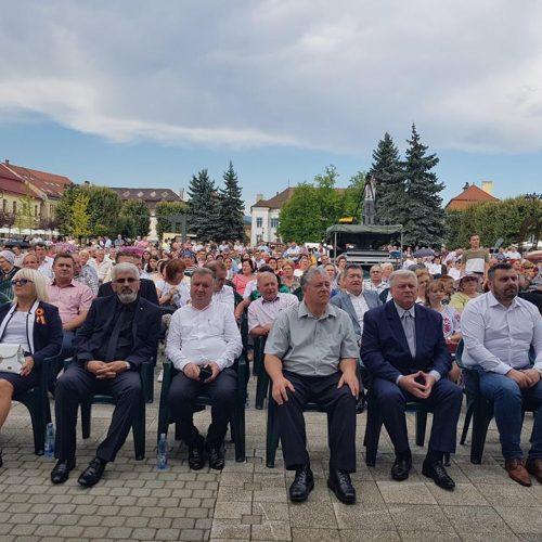 """Seară de EVANGHELIZARE. George Moldovan, vicepreședinte CJ Maramureș: """"A fost o seară specială și prietenoasă"""""""