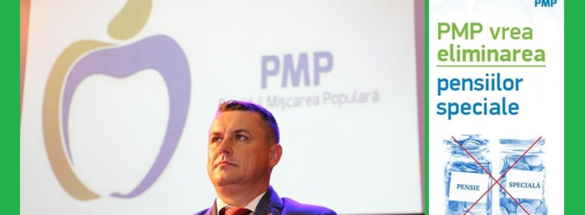 """""""NU vreau să am PENSIE SPECIALĂ"""", spune Lucian Morar, primar Ulmeni, președinte PMP Maramureș"""