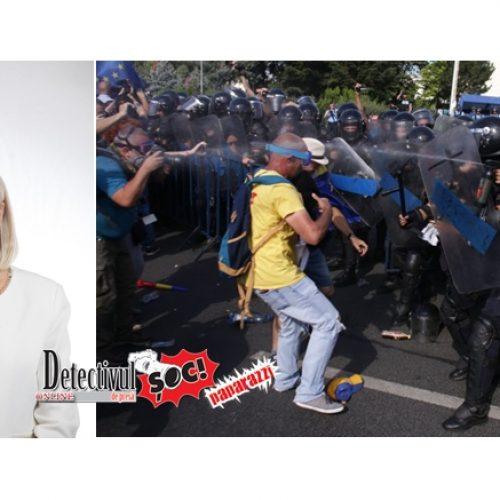 ALDE. Cetățenii au dreptul la PROTEST dar fără a incita la VIOLENȚĂ