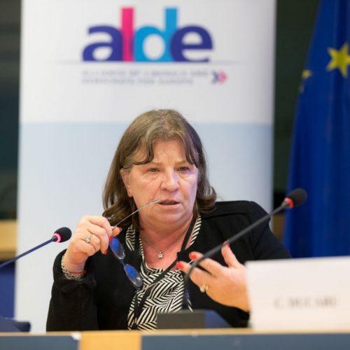 """ALDE. Norica Nicolai: """"Eu cred că decizia activării Articolului 7 împotriva Ungariei este greșită"""""""