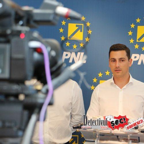"""Ionel Bogdan (PNL): """"Guvernul României se află pe un drum greșit potrivit rezoluției privind statul de drept din România, votată astăzi în Parlamentul European"""""""
