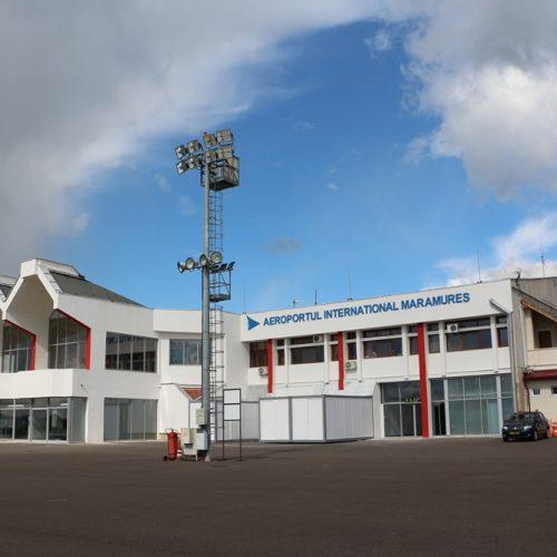 """Salarii mărite cu 500 lei net pentru angajații Aeroportului Internațional """"Maramureș"""""""