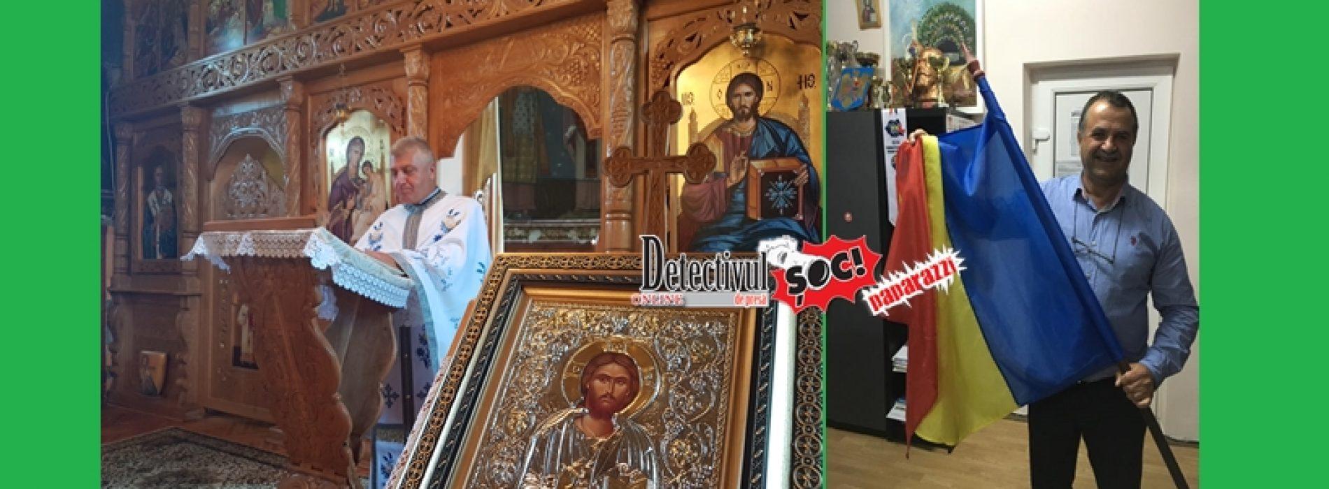 Afacerile DRACULUI. POLIȚIȘTII și PROCURORII caută AVIZELE pentru un TEREN vândut de preotul Ioan Nechita înainte să-l aibă de la primarul Pavel Octavian! 150.000 de euro sunt în JOC!