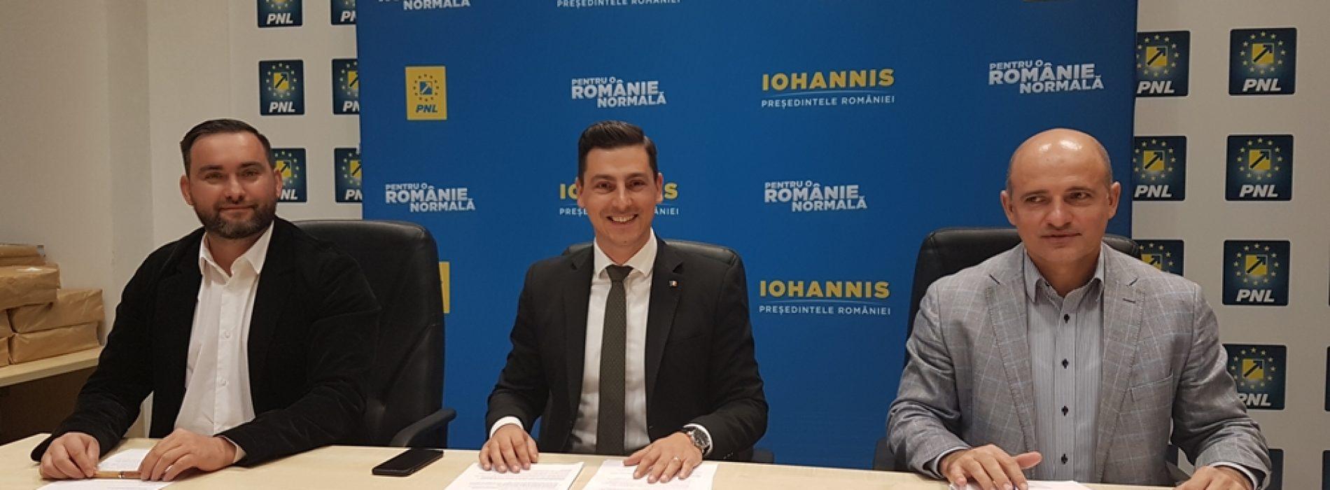 """Ionel Bogdan, președinte PNL Maramureș: """"Avem asigurate peste 233 de voturi pentru învestitura guvernului Orban"""""""