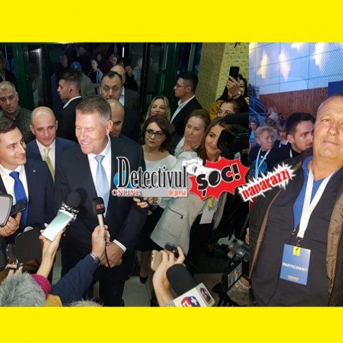 """De vorbă cu PREȘEDINTELE Iohannis. Gheorghe Grec, fost consilier județean: """"Avem nevoie de un președinte ECHILIBRAT ca și Klaus Iohannis"""""""