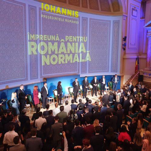 DEZBATEREA și BILANȚUL. Klaus Iohannis are profilul de președinte de care țara are nevoie
