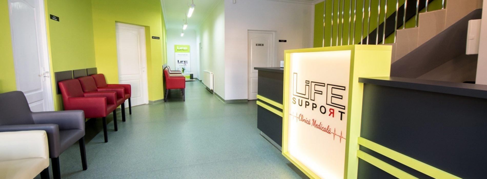 Video. Clinica Life Support din Sighetu Maramației – DESCHIDEREA OFICIALĂ