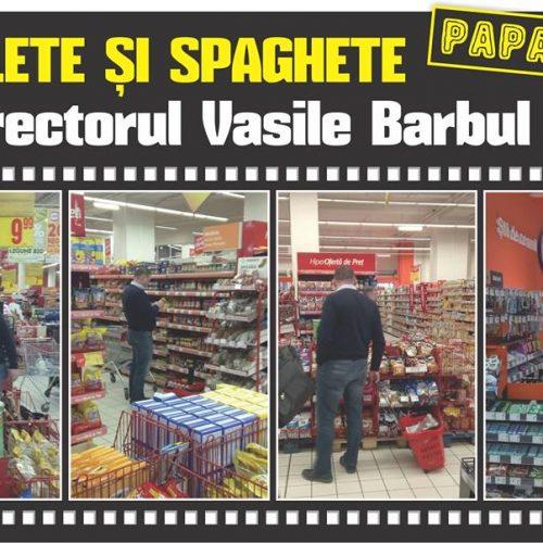 BICICLETE ȘI SPAGHETE cu directorul Vasile Barbul