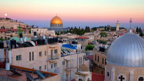 Israel – MECCA creștinismului își AȘTEAPTĂ TURIȘTII de Învierea Domnului