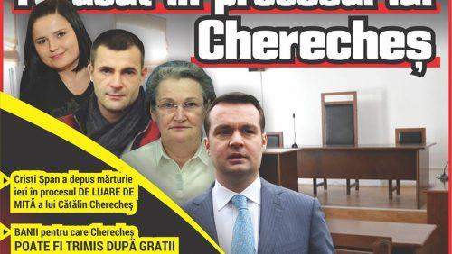 DRUMUL MITEI  refăcut în procesul lui Cherecheș (I)