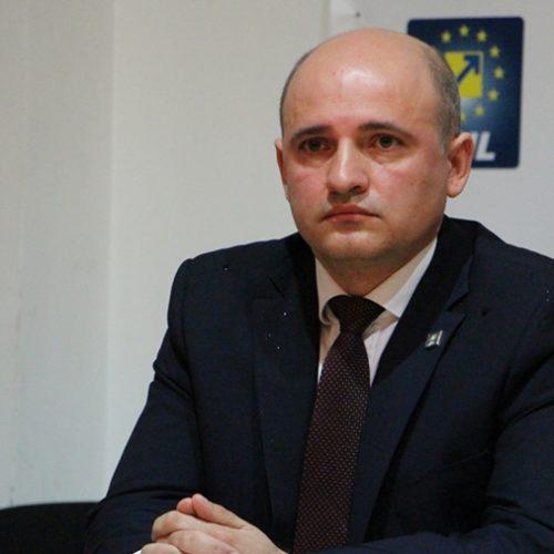Călin Bota – noul COMUNICATOR al  PNL Maramureș