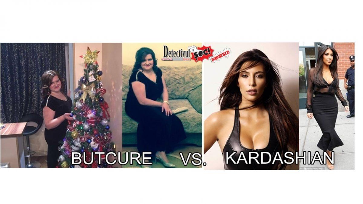 Butcure de la ȚARĂ, Kardashian din ALTĂ ȚARĂ. Asemănări ULUITOARE între BALENĂ și SIRENĂ