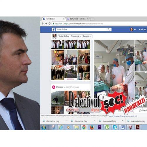 """REACȚIE la selfie-ul cu PACIENTA """"deschisă"""" pe MASA DE OPERAȚII. Directorul Rareș Pop SESISEAZĂ Colegiul medicilor!"""