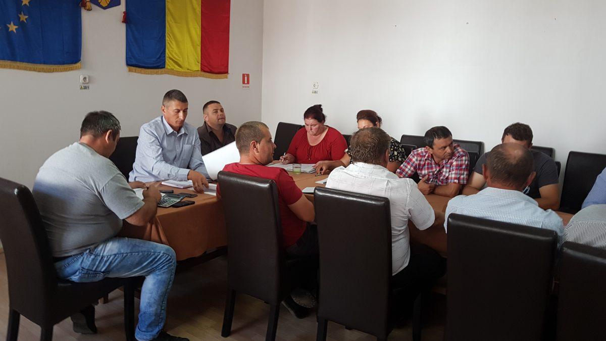 Video. ȘEDINȚĂ cu SCANDAL la Budești. MAFIA care DISTRUGE o comunitate (II)