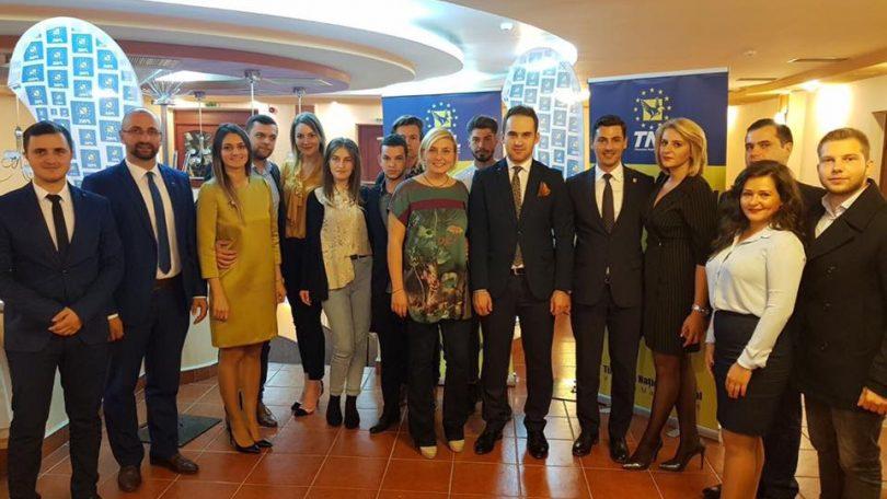 Gabriel Bogdan Stetco, noul presedinte al tinerilor liberali din Maramures