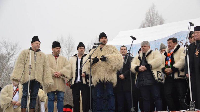 """Muzeul Satului – neîncăpător pentru miile de participanți la a IX-a ediție a evenimentului """"Crăciun în Maramureș"""""""
