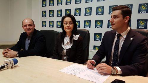 """Noul președinte al PNL Sighetu Marmației: """"Consider că sunt pregătită pentru bătălia electorală cu PSD"""""""