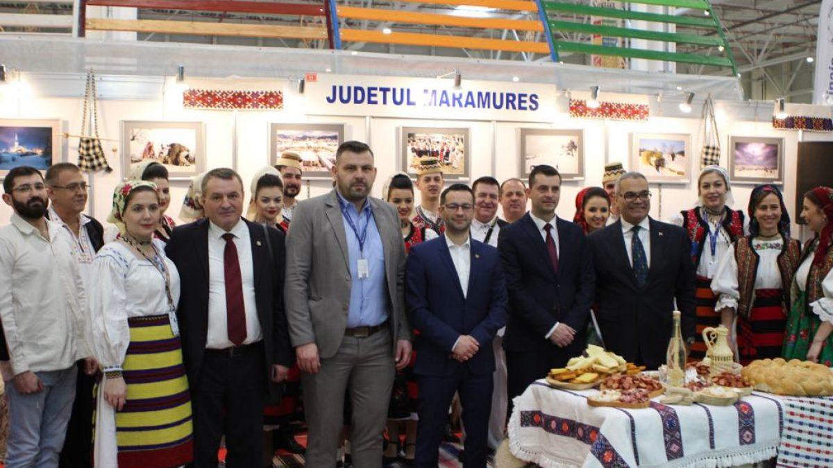 Senzații maramureșene la Târgul de Turism al României, ediția de primăvară 2018