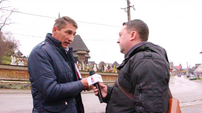 VIDEO. Taxă ILEGALĂ marca Liviu Tămaș la Budești