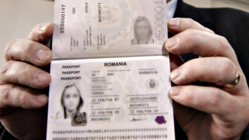 """Vom fi anunțați prin SMS: """"Pașaportul dumneavoastră va expira în curând""""."""