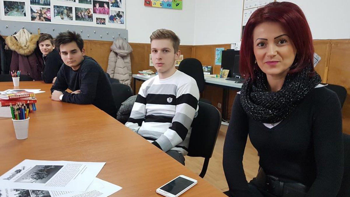 YOUNG DETECTIVES IN ACTION la Palatul Copiilor Baia Mare