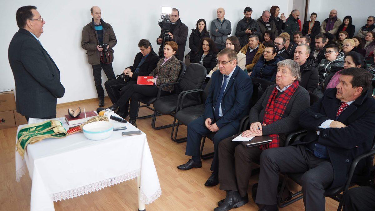 """S-a DESCHIS oficial noua BIBLIOTECĂ  Municipală ,,Laurențiu Ulici"""" din Sighetu Marmației"""