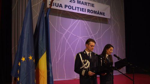 25 martie, Ziua Poliției Române. Mesajul domnului George Moldovan, vicepreședinte al Consiliului Județean Maramureș