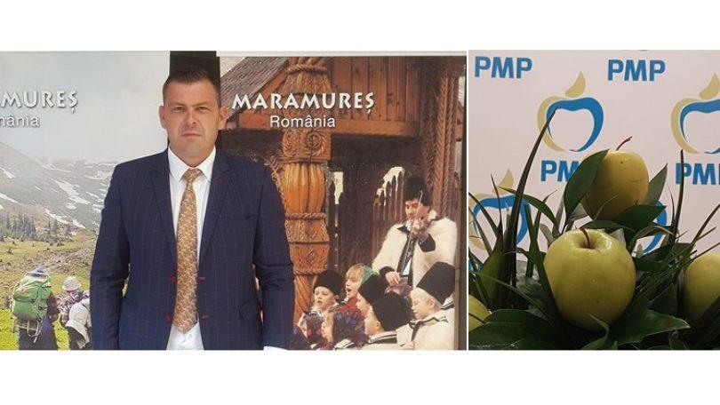 """George Moldovan, secretar general PMP Maramureș: """"PRIMARII trebuie aleși din DOUĂ TURURI de scrutin"""""""