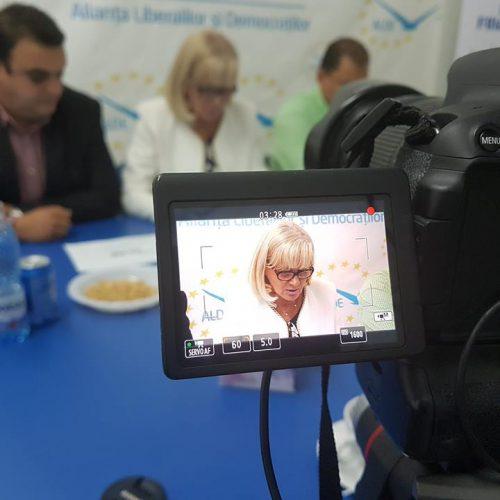 """Cornelia Negruț, președinte ALDE Maramureș: """"RUPEREA coaliției PSD-ALDE, mesaj SCOS din context și DISTORSIONAT"""""""