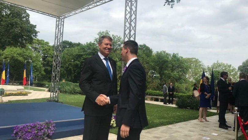 """IONEL BOGDAN, președinte PNL Maramureș: """"Klaus Iohannis i-a asigurat pe parlamentarii europeni că România va continua lupta anticorupție"""""""