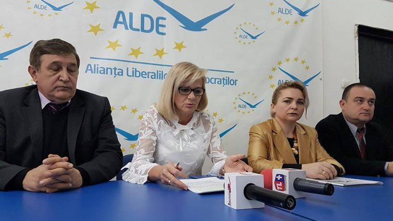 """Cornelia Negruț, președinte ALDE: """"Liderii PNL îi jignesc  pe români numindu-i DECREȚEI. Afirmațiile președintelui Ionel Bogdan sunt incalificabile"""""""