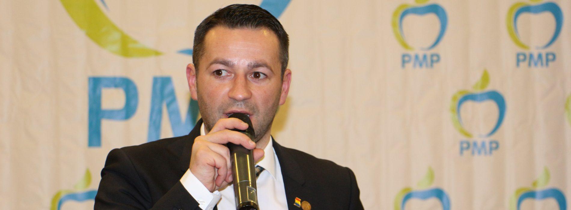 """VIDEO. Deputatul PMP Adrian Todoran: """"Dacă nu UNIM opoziția, MAMUTUL PSD-ALDE nu poate fi DOBORÂT"""""""