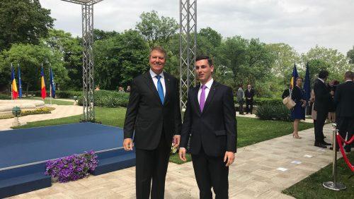 """Ionel Bogdan, președinte PNL Maramureș: """"Inițiativa celor 3 Mări poziționează România ca un lider important la nivel regional. Succesul se datorează președintelui Klaus Iohannis"""""""