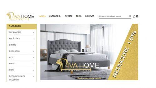 DIVA HOME by Ghișe Design – Cel mai NOU magazin ONLINE de MOBILĂ, DECORAȚIUNI și ACCESORII
