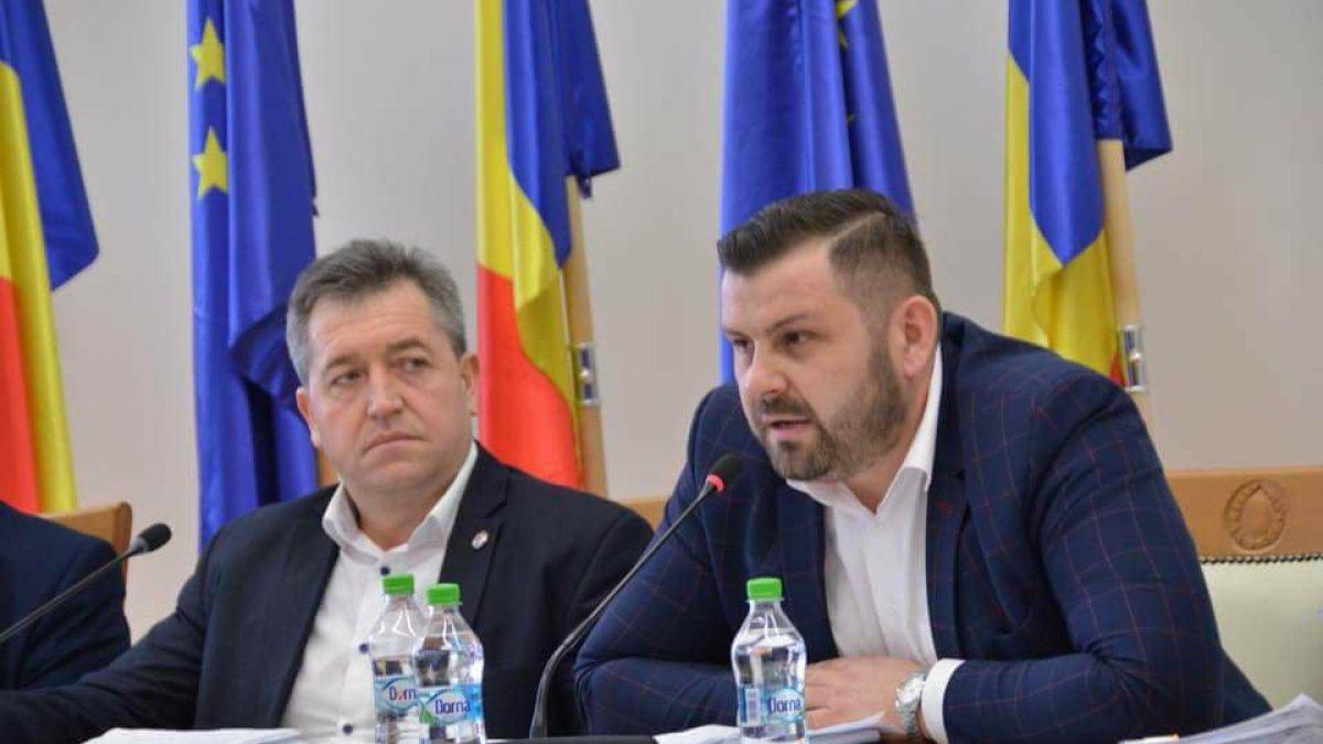 """George Moldovan, vicepreședinte CJ Maramureș: """"REABILITĂM drumurile de pe Valea Ruscovei și Valea Izei"""""""
