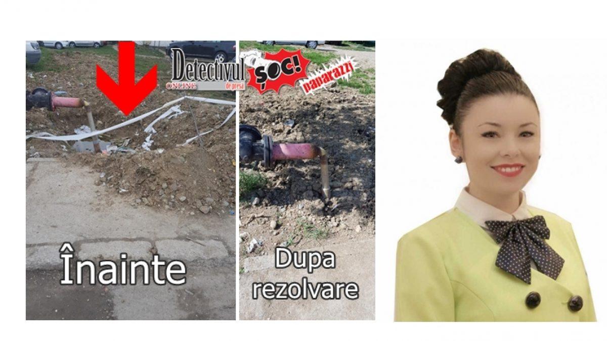 REPARAȚII în jurul conductei de gaz. DORIS Călăuz, implicată în REZOLVAREA sesizărilor cetățenilor Băii Mari (II)