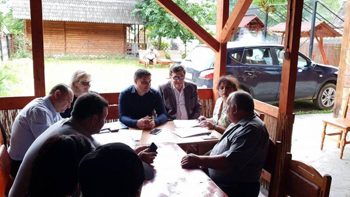 Acțiuni ALDE Maramureș la Cavnic și Ocna Șugatag